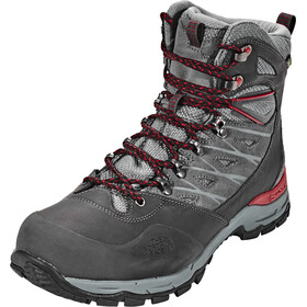 The North Face Hedgehog Trek GTX Shoes Men dark shadow grey/rudy red
